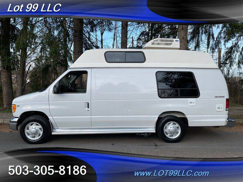 2000 Ford E-250 for sale in Milwaukie, OR