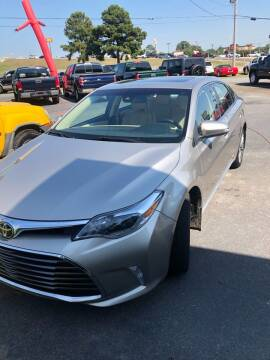 2016 Toyota Avalon for sale at BRYANT AUTO SALES in Bryant AR