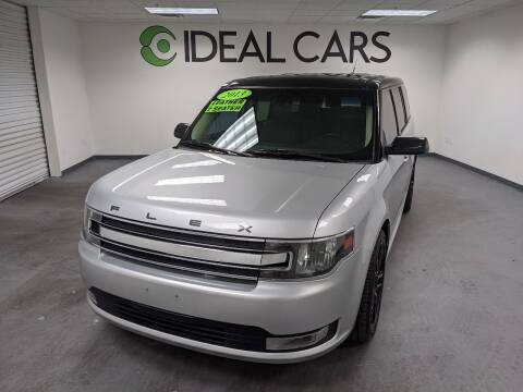 2013 Ford Flex for sale at Ideal Cars Broadway in Mesa AZ