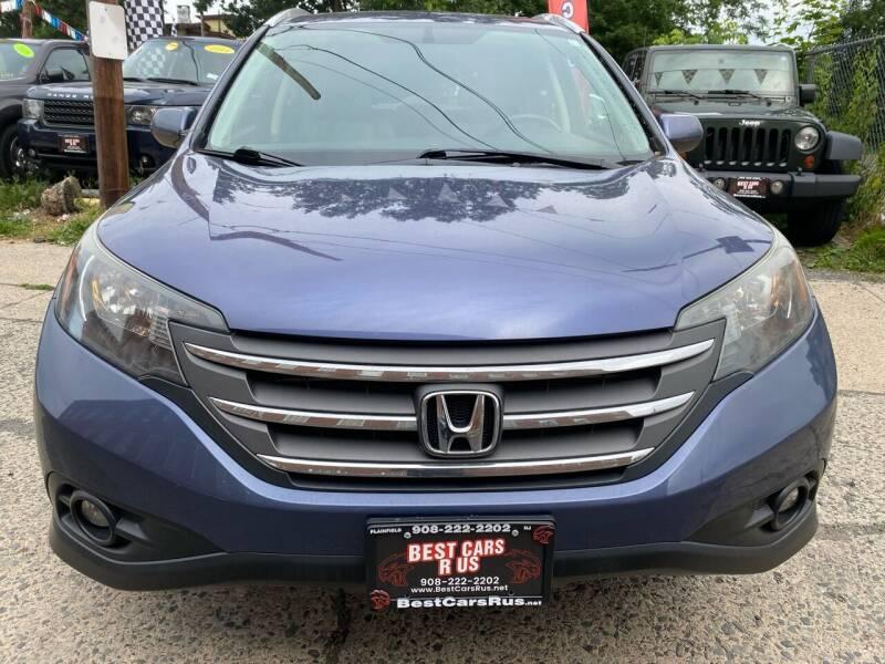 2013 Honda CR-V for sale at Best Cars R Us in Plainfield NJ