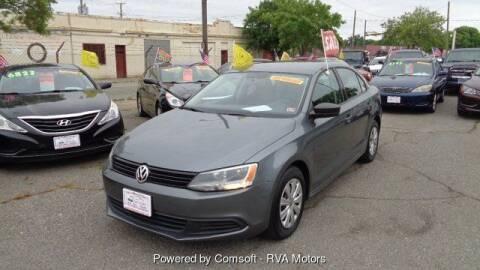 2011 Volkswagen Jetta for sale at RVA MOTORS in Richmond VA