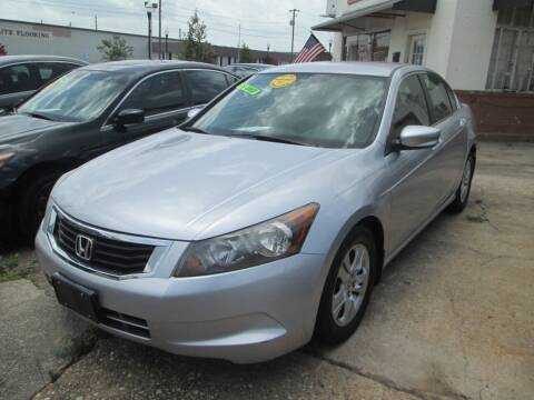 2008 Honda Accord for sale at Downtown Motors in Macon GA