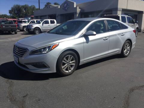 2015 Hyundai Sonata for sale at Beutler Auto Sales in Clearfield UT