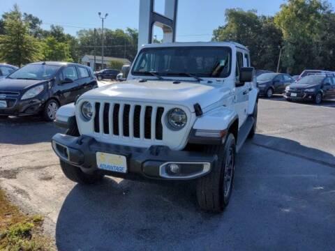 2020 Jeep Gladiator for sale at Strosnider Chevrolet in Hopewell VA