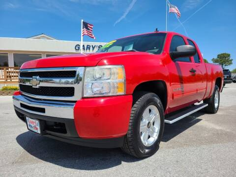 2010 Chevrolet Silverado 1500 for sale at Gary's Auto Sales in Sneads NC