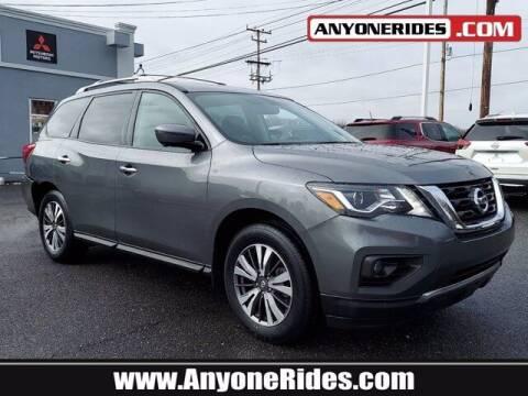 2017 Nissan Pathfinder for sale at ANYONERIDES.COM in Kingsville MD