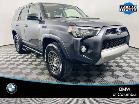 2018 Toyota 4Runner for sale at Preowned of Columbia in Columbia MO