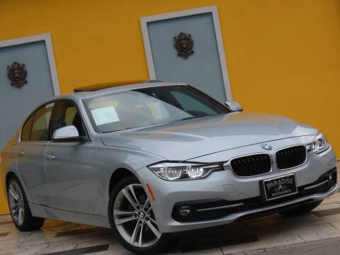 2018 BMW 3 Series for sale at Paradise Motor Sports LLC in Lexington KY