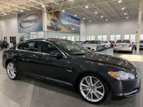 2011 Jaguar XF for sale at Godspeed Motors in Charlotte NC