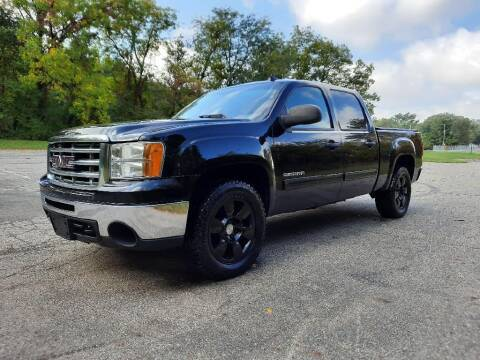 2011 GMC Sierra 1500 for sale at Moundbuilders Motor Group in Heath OH