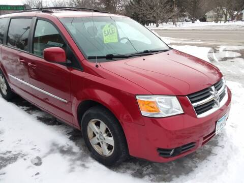 2010 Dodge Grand Caravan for sale at Sunrise Auto Sales in Stacy MN