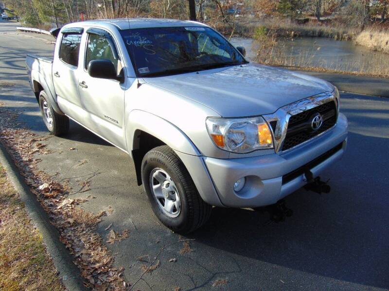 2011 Toyota Tacoma for sale at LA Motors in Waterbury CT