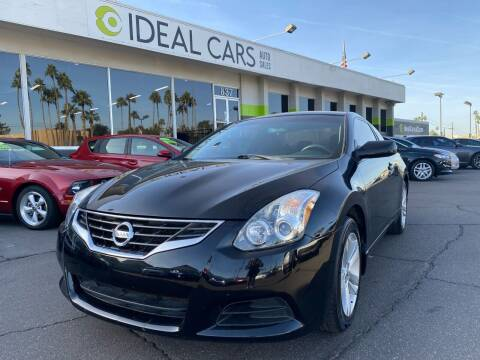 2012 Nissan Altima for sale at Ideal Cars East Mesa in Mesa AZ