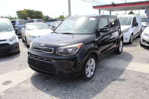 2014 Kia Soul for sale at Goval Auto Sales in Pompano Beach FL