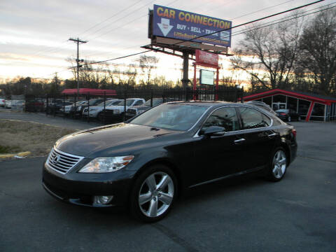 2010 Lexus LS 460 for sale at Car Connection in Little Rock AR