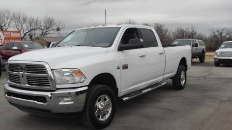 2012 RAM Ram Pickup 3500 for sale at 277 Motors in Hawley TX