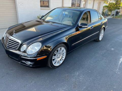 2008 Mercedes-Benz E-Class for sale at Ultimate Autos of Tampa Bay LLC in Largo FL