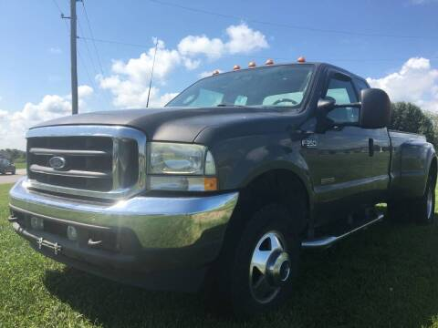 2003 Ford F-350 Super Duty for sale at Nice Cars in Pleasant Hill MO
