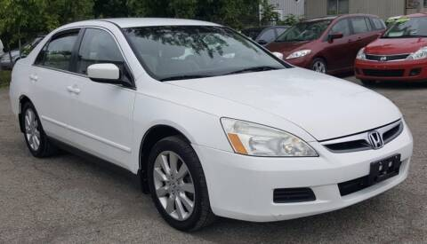 2007 Honda Accord for sale at Nile Auto in Columbus OH