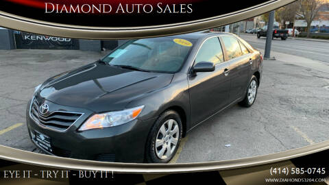 2010 Toyota Camry for sale at Diamond Auto Sales in Milwaukee WI