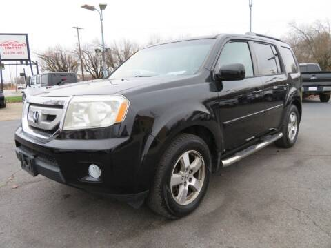 2010 Honda Pilot for sale at Low Cost Cars North in Whitehall OH