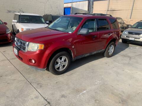 2010 Ford Escape for sale at OCEAN IMPORTS in Midway City CA