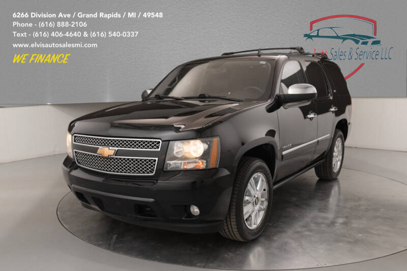 2010 Chevrolet Tahoe for sale at Elvis Auto Sales LLC in Grand Rapids MI