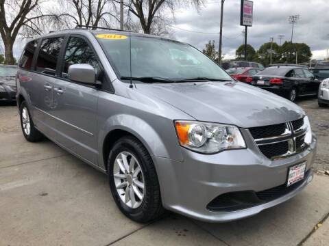 2014 Dodge Grand Caravan for sale at Direct Auto Sales in Milwaukee WI