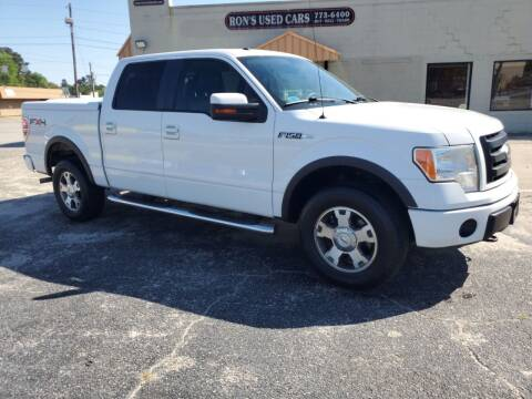 2010 Ford F-150 for sale at Ron's Used Cars in Sumter SC