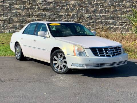 2007 Cadillac DTS for sale at Car Hunters LLC in Mount Juliet TN