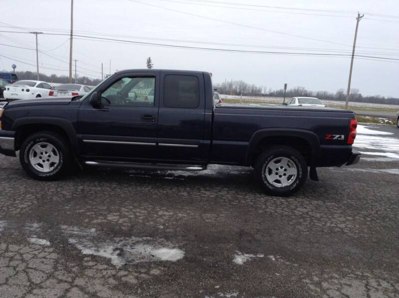 2007 Chevrolet Silverado 1500 Classic for sale at Kevin's Motor Sales in Montpelier OH