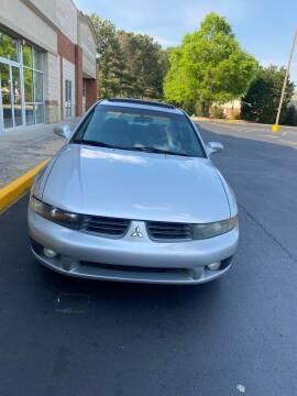 2003 Mitsubishi Galant for sale at Dalia Motors LLC in Winder GA