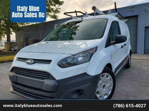 2014 Ford Transit Connect Cargo for sale at Italy Blue Auto Sales llc in Miami FL