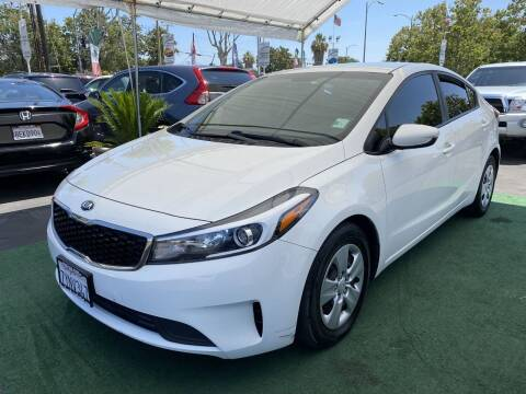 2017 Kia Forte for sale at San Jose Auto Outlet in San Jose CA