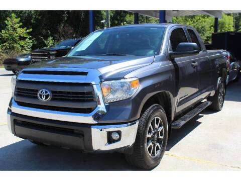 2014 Toyota Tundra for sale at Inline Auto Sales in Fuquay Varina NC