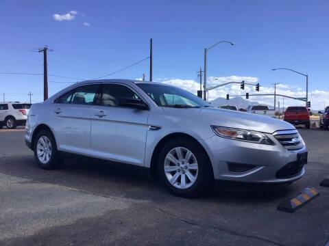 2011 Ford Taurus for sale at SPEND-LESS AUTO in Kingman AZ