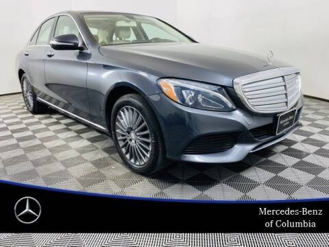 2015 Mercedes-Benz C-Class for sale at Preowned of Columbia in Columbia MO