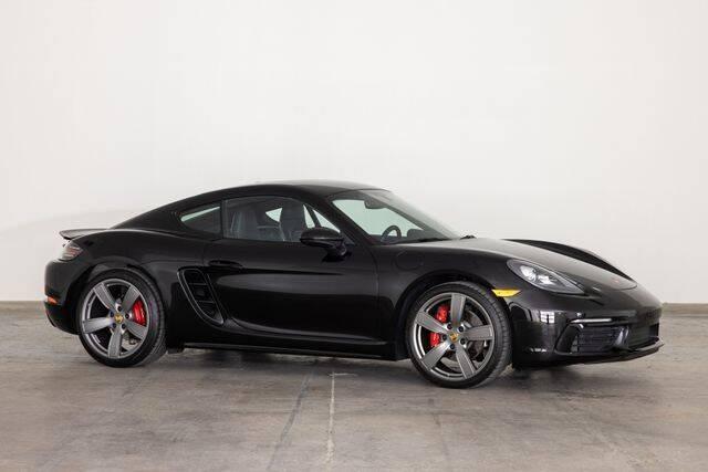 2017 Porsche 718 Cayman for sale in Murrieta, CA