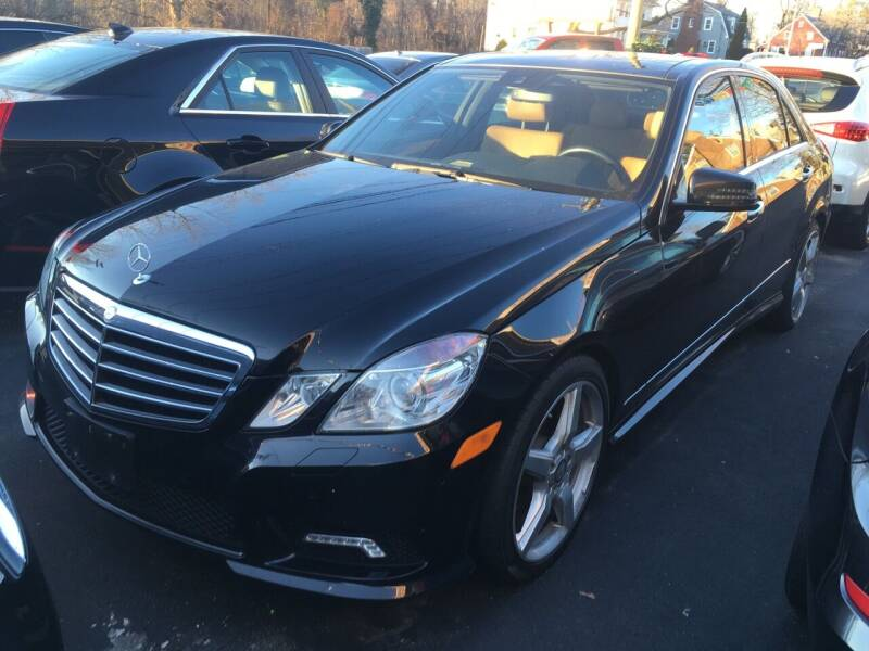2011 Mercedes-Benz E-Class for sale at MELILLO MOTORS INC in North Haven CT