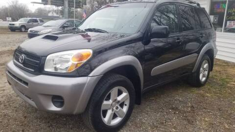 2004 Toyota RAV4 for sale at Ray's Auto Sales in Elmer NJ