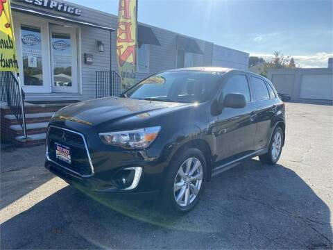 2015 Mitsubishi Outlander Sport for sale at Best Price Auto Sales in Methuen MA