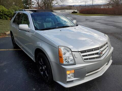 2009 Cadillac SRX for sale at Car Man Auto in Old Forge PA