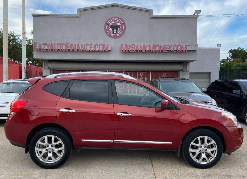 2011 Nissan Rogue for sale at Eazy Auto Finance in Dallas TX