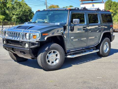 2005 HUMMER H2 for sale at Brown's Used Auto in Belmont NC