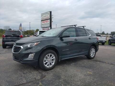 2019 Chevrolet Equinox for sale at Premier Auto Sales Inc. in Big Rapids MI
