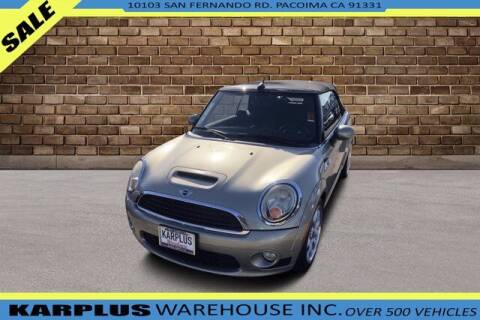 2009 MINI Cooper for sale at Karplus Warehouse in Pacoima CA