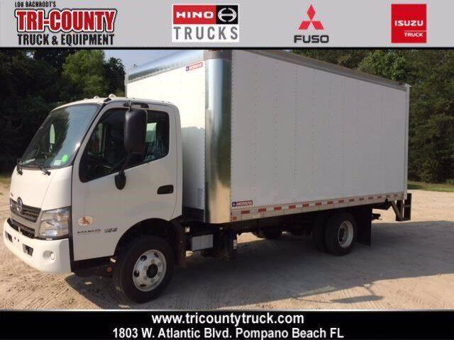2019 Hino 155 for sale at TRUCKS BY BROOKS in Pompano Beach FL