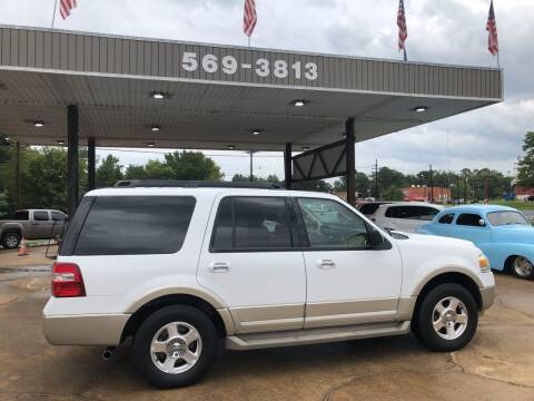 2009 Ford Expedition for sale at BOB SMITH AUTO SALES in Mineola TX