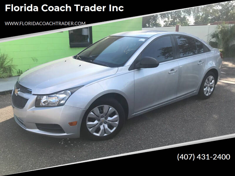 2016 Chevrolet Cruze Limited for sale at Florida Coach Trader Inc in Tampa FL