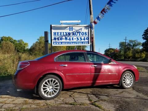 2007 Saturn Aura for sale at Heely's Autos in Lexington MI
